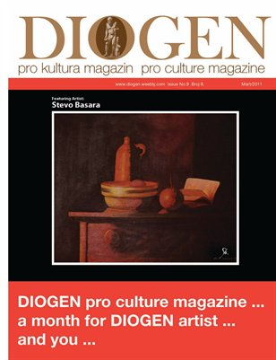 DIOGEN pro art magazin No 9. special March 2011