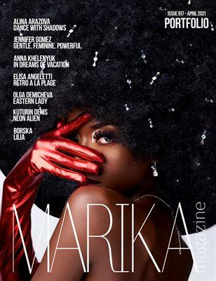 MARIKA MAGAZINE PORTFOLIO (ISSUE 817 - APRIL)