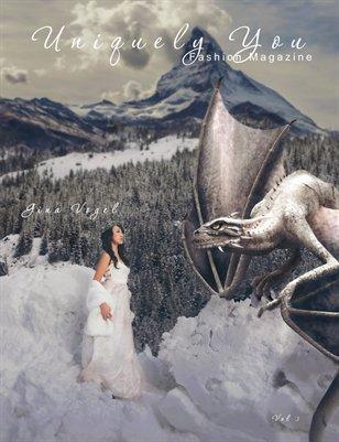 Uniquely You Fashion Magazine Vol 3