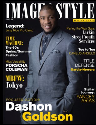 Image and Style Magazine April 2014