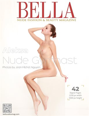 Aleksa - Nude Gymnast