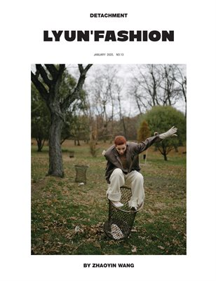 LYUN ISSUE No.13 (VOL No.3) C4