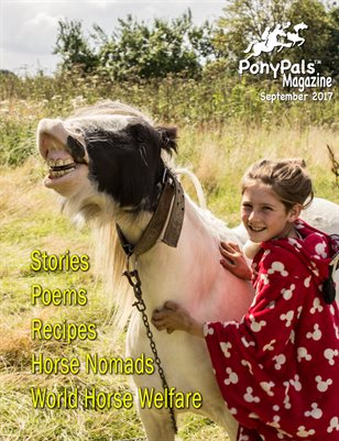 September 2017 Pony Pals Magazine - Vol.7 #4