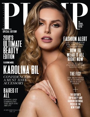 PUMP Magazine - The Ultimate Beauty Edition