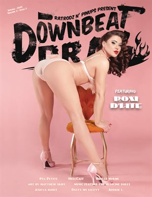 Downbeat Drag, Vol 3, Issue 1 (Cover 2)