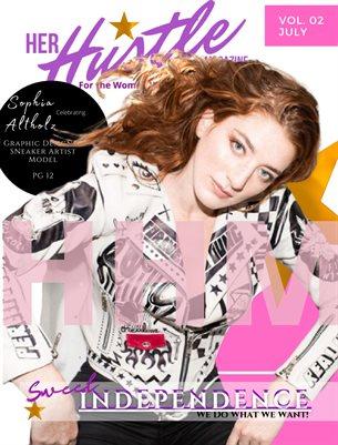 Her Hustle Magazine Issue 2