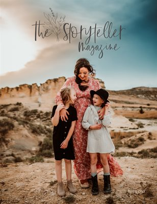 The Storyteller Magazine ISSUE 1