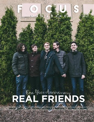 Issue 12 // Real Friends