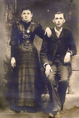 UNKNOWN MARSHALL COUNTY, KENTUCKY COUPLE