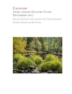 Ansel Adams Gallery Class, November 2017