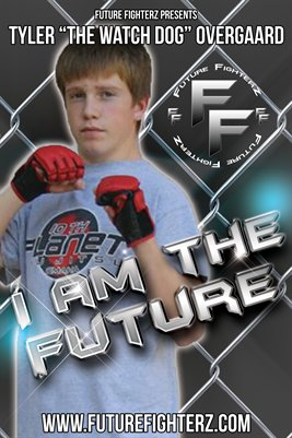 Tyler Overgaard I am the Future Poster