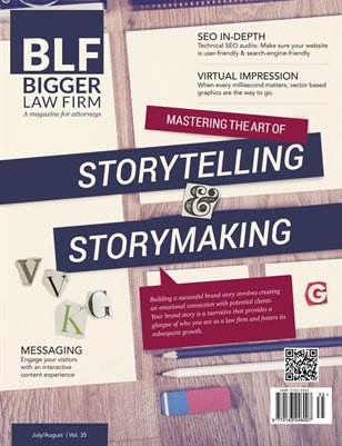 Brand Storytelling July - August 2015