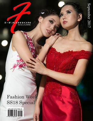 i-Fashion Magazine Fashion Week Special Mongolia