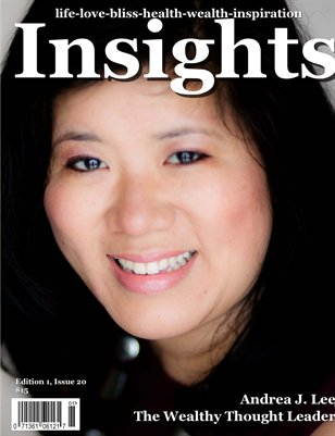Insights featuring Andrea J. Lee