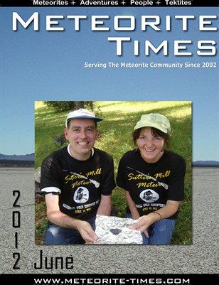Meteorite Times Magazine - June 2012