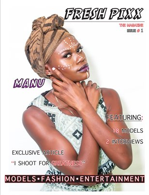 Fresh Pixx The Magazine Issue #1