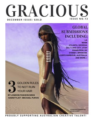 Gracious Issue 13: Gold