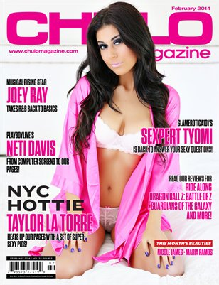 Chulo Magazine - February 2014