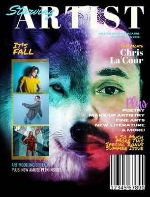 Starving Artist Magazine, Fall Bonus 2020