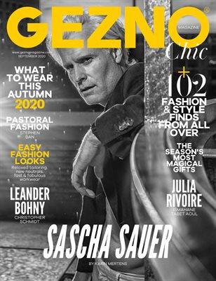 GEZNO Magazine September 2020 Issue #06