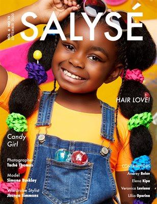 SALYSÉ Magazine | Vol 6 No 15 | SEPTEMBER 2020 |