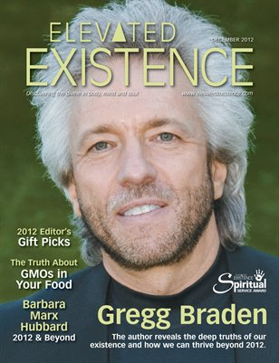 December 2012 Issue With Gregg Braden