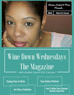 Wine Down Wednesdays The Magazine