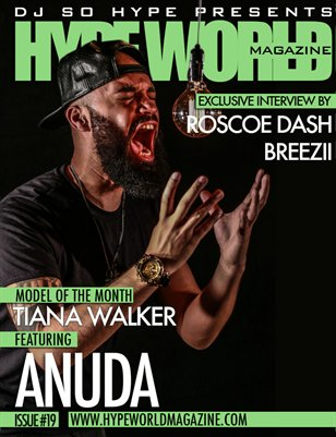 HYPE WORLD MAGAZINE ISSUE #19