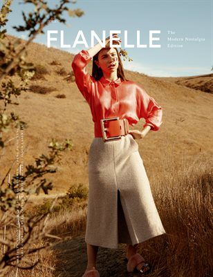 Flanelle Magazine Issue 17 - Modern Nostalgia