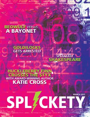 Splickety Magazine - March 2017