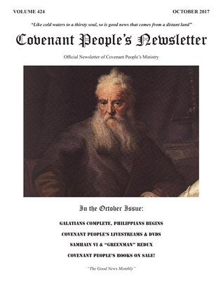 Covenant People's Newsletter #424