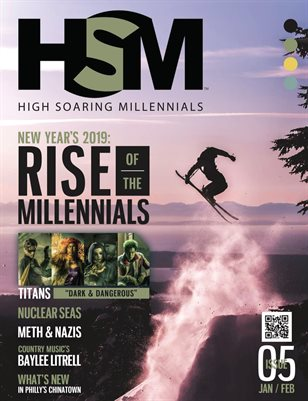 "HSM ""Rise of The Millennials Issue"" Vol 1 #5"