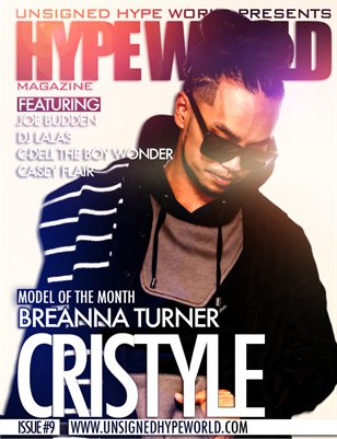 HYPE WORLD MAGAZINE ISSUE #9