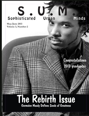 Sophisticated Urban Minds, May/June 2013