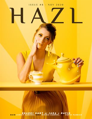 HAZL Magazine: ISSUE #8 - Nov 2020