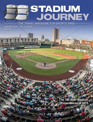 Stadium Journey Magazine Vol 6 Issue 1 (Alt Cover)