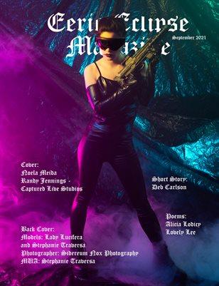 Eerie Eclipse Magazine September 2021 Sci-Fy/ Fantasy/ Open theme