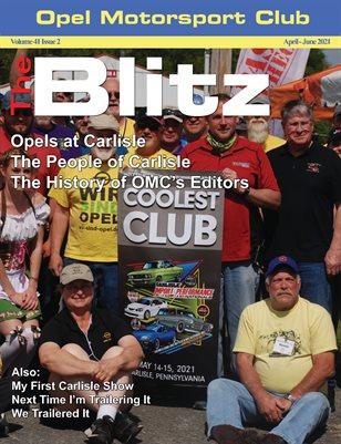 The Blitz, April-June 2021