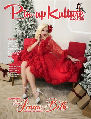 Pinup Kulture Magazine Volume 5 Issue 11-December 2020