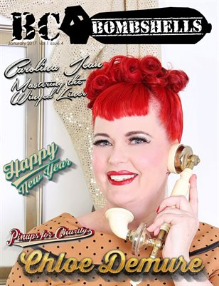 BC Bombshells  Jan 2017 - Vol 1 Issue 4