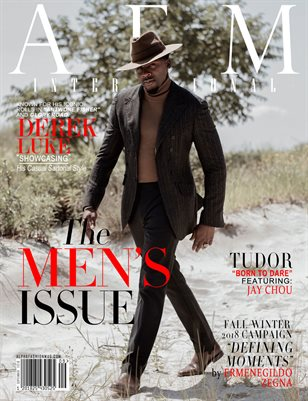 Men's Issue 2018-Derek Luke