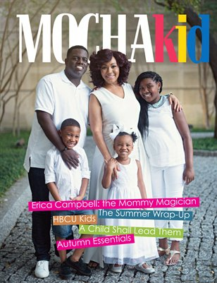 Mocha Kid Magazine | September 2016