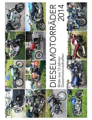 Dieselmotorräder 2014