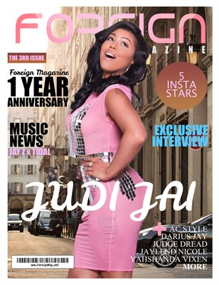 Foreign Magazine Issue #1 - Judi Jai