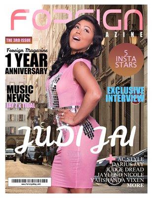 Foreign Magazine Issue #1 - Judi Jai