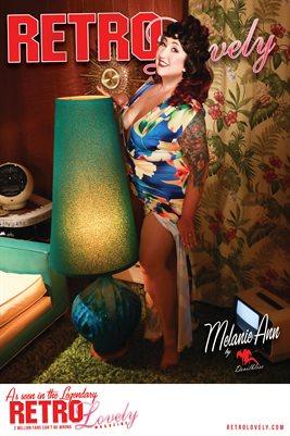 Melanie Ann Cover Poster