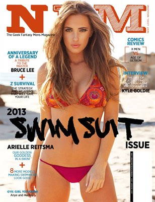 Next Level Magazine: July/August 2013: Extended Swimsuit Issue