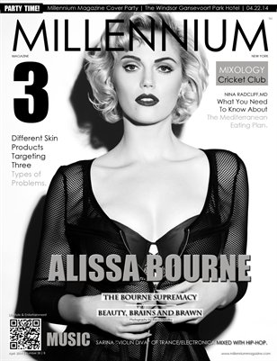 MILLENNIUM MAGAZINE | APRIL 2014 | B