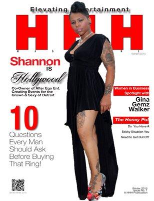 HHH Magazine Winter 2015