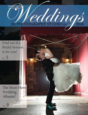 Toledo Weddings Magazine- Issue 2016 Web